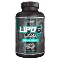 Nutrex – Lipo-6 Black Hers – 120 капс