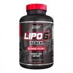 Nutrex - Lipo-6 Black - 120 капс