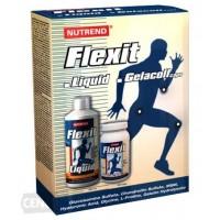 Nutrend Flexit Liquid 500 ml + GELACOL 180caps