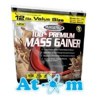 MuscleTech - 100% Premium Mass Gainer - 5500 гр