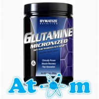 Dymatize Nutrition - Glutamine - 500 гр