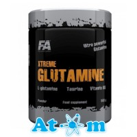 Fitness Authority – Xtreme Glutamine – 500 гр