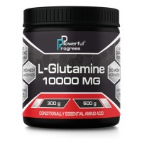 Powerful Progress - Glutamine 10000mg - 500 г