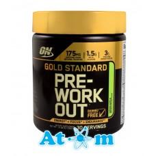 Передтренувальний комплекс Optimum Nutrition Gold Standard Pre Workout 330 гр