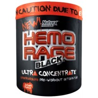 Nutrex - Hemo Rage Black Ultra Concentrate - 264 г
