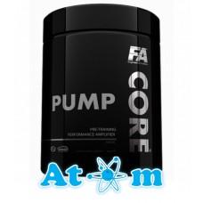 Передтренувальний комплекс Fitness Authority Pump CORE 500 гр