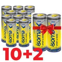 Акція 10+2 Isomax Sport&Work Drink - 250 мл/10шт
