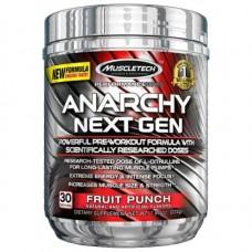 Передтренувальний комплекс MuscleTech - Anarchy Nex Gen - 185g