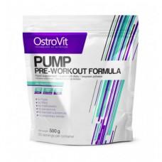 Передтренувальний комплекс Ostrovit Pump Pre-Workout 500 гр