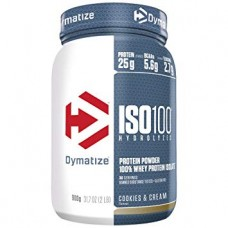 Протеїн Dymatize - Iso 100 - 900 г