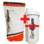 Акція - GymBeam Protein TrueWhey - 2500 г + шейкер в подарунок