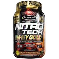 MuscleTech Nitro Tech 100% Whey Gold - 1135g