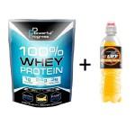 100% Whey Protein - Powerful Progress – 1 кг + Ізотонік в подарунок