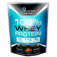 Powerful Progress – 100% Whey Protein - 2000 г