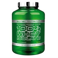 Scitec Nutrition - 100% Whey Isolate - 2000 г
