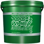 Scitec Nutrition - 100% Whey Isolate - 4000 г