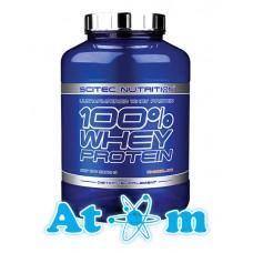 Протеїн Scitec Nutrition - 100% Whey Protein - 2350g
