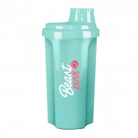 GymBeam Shaker Beast Pink - 700 мл (mint)