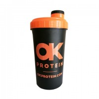 Shaker OK black/orange - 700 мл