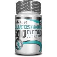 BioTech – Glucosamine 500  – 60 капс