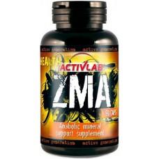 Бустер тестостерона ActivLab ZMA 90 капс
