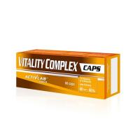 Activlab – Vitality complex - 60 капс