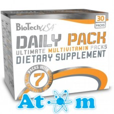 Вітаміни Biotech Daily Pack 30 пак