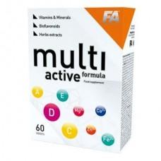 Вітаміни FA Multiactive Formula 60 tab