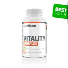 Вітаміни GymBeam Multivitamin Vitality complex - 120 табл