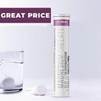 GymBeam - Magnesium chelate + B6 - 20 табл