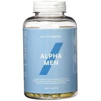 MyProtein - Alpha Men Super Multi Vitamin - 120 табл