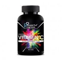Powerful Progress - Vitamin C - 90 табл