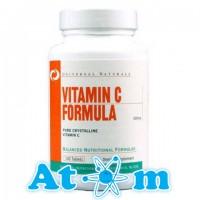Universal Nutrition – Vitamin C Formula – 100 таб