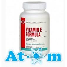 Вітаміни Universal Nutrition Vitamin E Formula 100 табл
