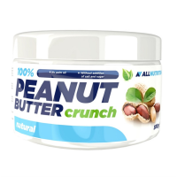Allnutrition 100% Peanut Butter - 500 г (Crunch)