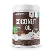 AllNutrition Coconut Oil Unrefined - 1000 мл (Нерафіноване)
