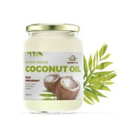 7NUTRITION COCONUT OIL EXTRA VIRGIN - 900ml (Нерафіноване)
