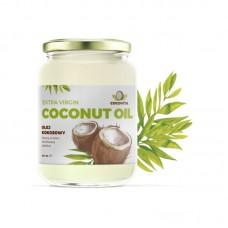 Кокосове масло 7NUTRITION COCONUT OIL EXTRA VIRGIN - 900ml (Нерафіноване)