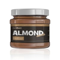 GymBeam Almond butter 100% natural - 340g