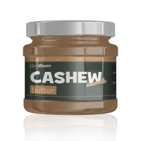 GymBeam Cashew butter 100% natural - 340g