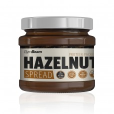 Паста фундукова з протеїном GymBeam Hazelnut spread with Protein - 340 г