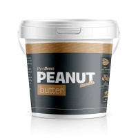 GymBeam Peanut butter 100% natural - 1000g (smooth, crunchy)