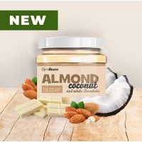 GymBeam - Almond coconut butter - 340 г