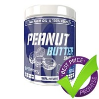 FitWhey Peanut Butter - 900 г