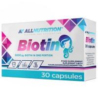 Allnutrition Biotin - 30 капс