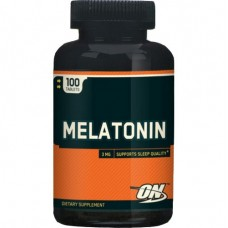 Мелатонін Optimum Nutrition - Melatonin - 100 табл