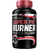 BioTech USA - Super Fat Burner - 120 табл