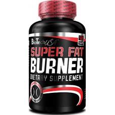 Жироспалювач BioTech USA Super Fat Burner 120 табл