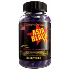 Жироспалювач Cloma Pharma Asia Black - 100 капс