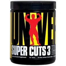 Жироспалювач Universal Nutrition Super Cuts 3 130 табл